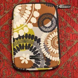 Vera Bradley Tablet Kindla Padded case excellent